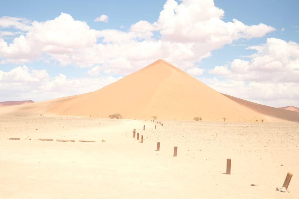 Road trip por Namibia
