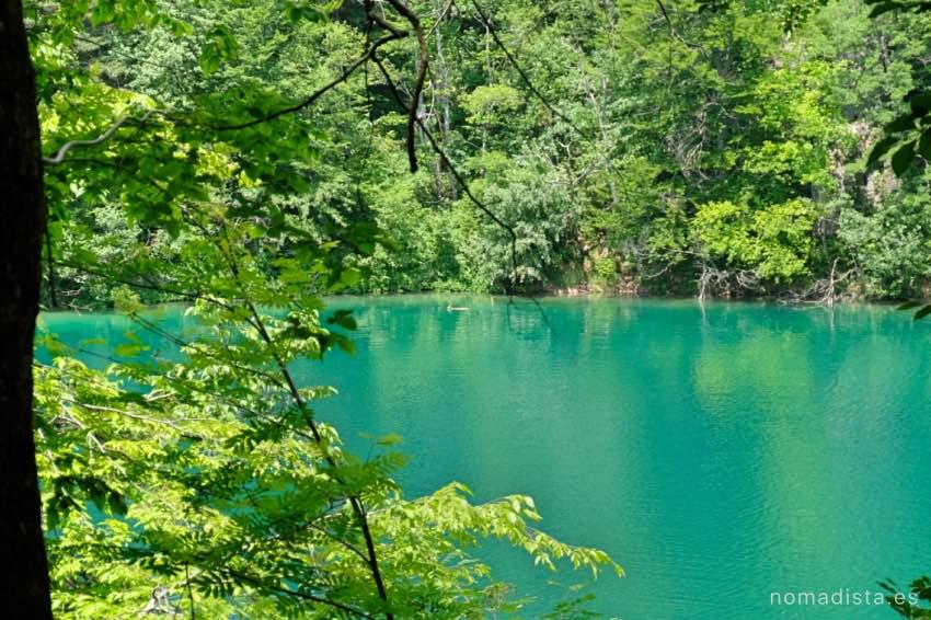 Visitar los lagos de Plitvice en un día